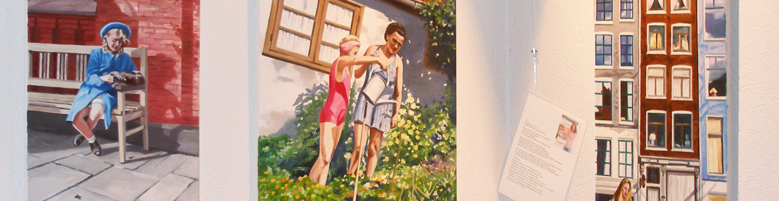 Atelier Elke Eickhoff - Bilder in Ausstellung