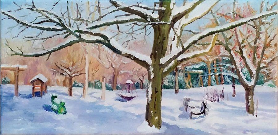Der Park im Winter 02_2021